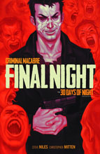 Image: Criminal Macabre: Final Night - The 30 Days of Night Crossover SC  - Dark Horse Comics