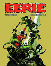 Image: Eerie Archives Vol. 14 HC  - Dark Horse Comics