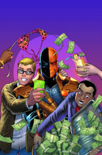 Image: Green Team: Teen Trillionaires #3 - DC Comics