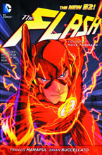 Image: Flash Vol. 01: Move Forward SC  (N52) - DC Comics