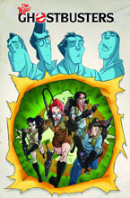 Image: Ghostbusters Vol. 05: The New Ghostbusters SC  - IDW Publishing
