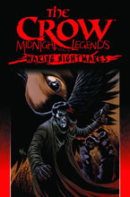Image: Crow: Midnight Legends Vol. 04 - Waking Nightmares SC  - IDW Publishing