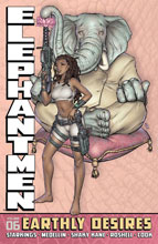 Image: Elephantmen Vol. 06: Earthly Desires HC  - Image Comics