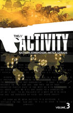 Image: Activity Vol. 03 SC  - Image Comics
