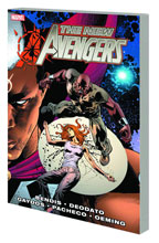 Image: New Avengers by Brian Michael Bendis Vol. 05 SC  - Marvel Comics