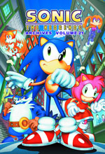 Image: Sonic the Hedgehog Archives Vol. 21 SC  - Archie Comic Publications