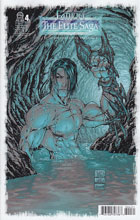 Image: Michael Turner's Fathom: The Elite Saga #4 (cover C - Turner incentive cover) - Aspen MLT Inc