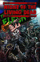 Image: Night of the Living Dead Aftermath Vol. 01 SC  - Avatar Press Inc
