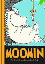 Image: Moomin Book 8: The Complete Lars Jansson Comic Strip HC  - Drawn & Quarterly