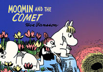 Image: Moomin and the Comet SC  - Drawn & Quarterly
