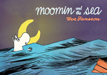 Image: Moomin and the Sea SC  - Drawn & Quarterly