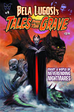Image: Bela Lugosi's Tales From the Grave #4 - Monsterverse LLC
