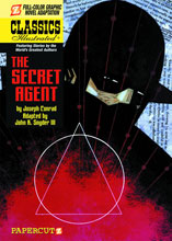 Image: Classics Illustrated Vol. 17: The Secret Agent HC  - NBM-Papercutz