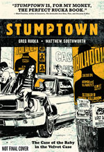Image: Stumptown Vol. 02 HC  - Oni Press Inc.