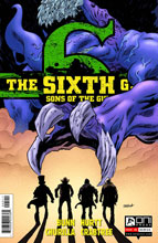 Image: Sixth Gun: Sons of the Gun #5 - Oni Press Inc.