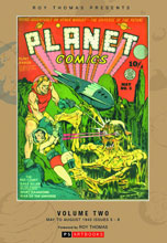 Image: Roy Thomas Presents: Planet Comics Vol. 02 HC  - PS Artbooks