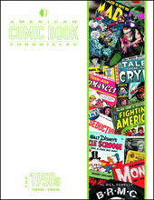 Image: American Comic Book Chronicles: The 1950-1959 HC  - Twomorrows Publishing
