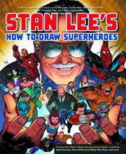 Image: Stan Lee's How to Draw Superheroes SC  - Watson Guptill