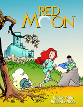 Image: Red Moon HC  - Dark Horse Comics