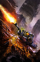 Image: Halo: Escalation #8 - Dark Horse Comics