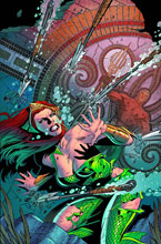 Image: Aquaman #33 (variant cover - Batman 75) - DC Comics