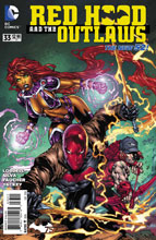 Image: Red Hood and the Outlaws #33 - DC Comics