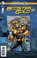 Image: Booster Gold: Futures End #1 (standard edition) - DC Comics