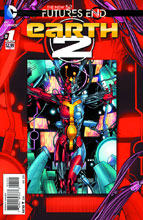Image: Earth 2: Futures End #1 (standard edition) - DC Comics