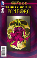 Image: Trinity of Sin: Pandora - Futures End #1 (standard edition) - DC Comics