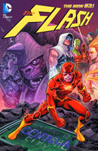 Image: Flash Vol. 03: Gorilla Warfare SC  (N52) - DC Comics