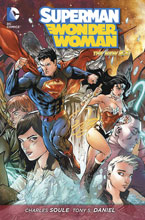Image: Superman / Wonder Woman Vol. 01: Power Couple HC  (N52) - DC Comics
