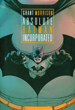 Image: Absolute Batman Incorporated HC  - DC Comics