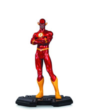 Image: DC Comics Icons Statue: Flash  - DC Comics