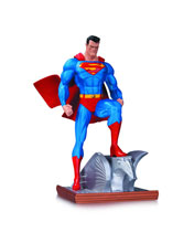Image: Superman Mini-Statue  (new edition) - DC Comics
