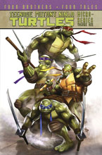 Image: Teenage Mutant Ninja Turtles Micro Series Vol. 01 SC  (new printing) - IDW Publishing