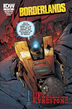 Image: Borderlands: The Fall of Fyrestone #1 - IDW Publishing