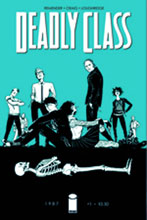 Image: Deadly Class Vol. 01: Reagan Youth SC  - Image Comics