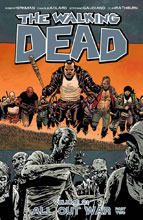 Image: Walking Dead Vol. 21: All Out War Part 2 SC  - Image Comics