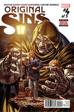 Image: Original Sins #4 - Marvel Comics