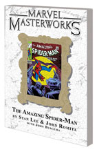 Image: Marvel Masterworks Vol. 067: Amazing Spider-Man Vol. 08 SC  - Marvel Comics
