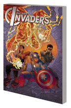 Image: All-New Invaders Vol. 01: Gods and Soldiers SC  - Marvel Comics