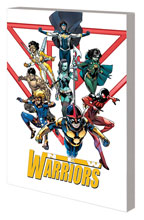 Image: New Warriors Vol. 01: The Kids Are All Fight SC  - Marvel Comics