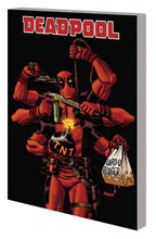Image: Deadpool: The Complete Collection by Daniel Way Vol. 04 SC  - Marvel Comics
