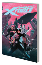 Image: Uncanny X-Force by Rick Remender Complete Collection Vol. 01 SC  - Marvel Comics