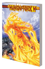Image: Human Torch by Karl Kesel & Skottie Young: The Complete Collection SC  - Marvel Comics