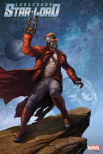 Image: Legendary Starlord #1 Poster  - Marvel Comics