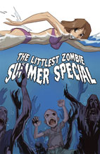 Image: Littlest Zombie Summer Dead Special  - Antarctic Press