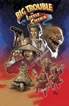 Image: Big Trouble in Little China #2 - Boom! Studios