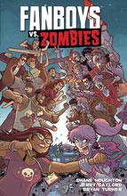 Image: Fanboys vs. Zombies Vol. 05 SC  - Boom! Studios
