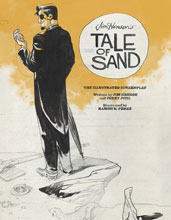 Image: Jim Henson's Tale of Sand: The Illustrated Screenplay HC  - Boom! Studios